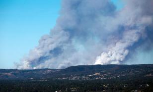 Дожди в Австралии на треть снизили площадь пожаров