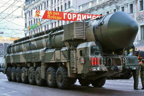 Российское оружие не подчиняется законам физики
