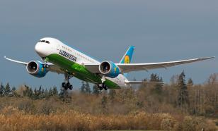 В Петербург вылетел вывозной самолет из Ташкента