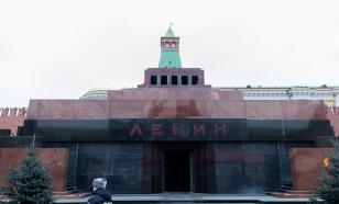 Союз архитекторов России отменил конкурс по Мавзолею Ленина