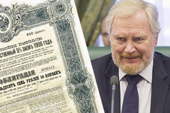 Россия может сократить план госзаимствований на 500 млрд рублей