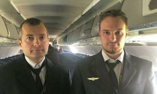 Пилотов севшего в поле А321 наградят звездами Героев России в Кремле