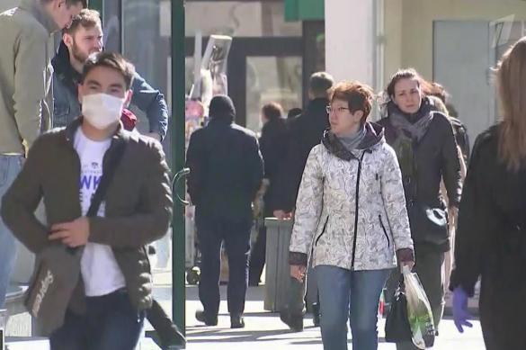 Россия получает бронзу по числу зараженных коронавирусом