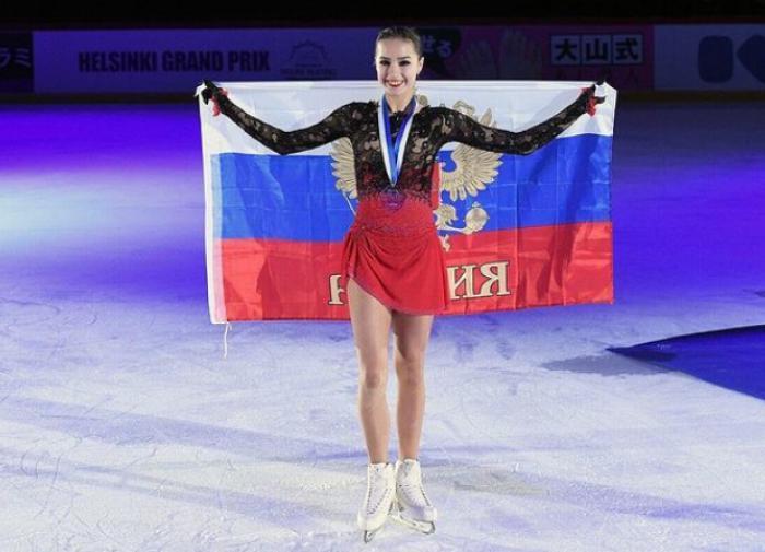 Медведева и Загитова покажут номера на Кубке Первого канала