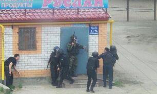В Актобе добивают оставшихся террористов