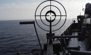 Корабли Балтийского флота отстрелялись по воздушным целям