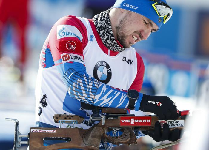 Логинов выиграл индивидуальную гонку на этапе КМ в Антхольце