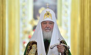 Патриарх Кирилл: служба в армии развивает умственные способности