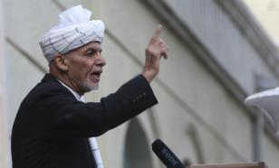 Черная метка отправлена сбежавшему президенту Афганистана