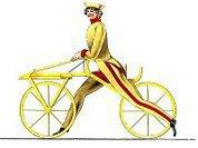 Барон из Бадена изобрел велосипед
