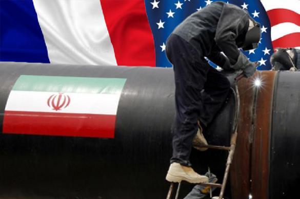Нефтяной ультиматум Ирана Франции