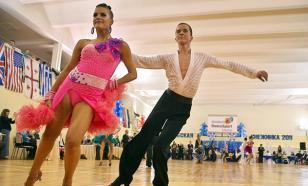 Преимущества спортивных танцев