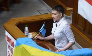 Савченко требует назначить дату инаугурации Зеленского