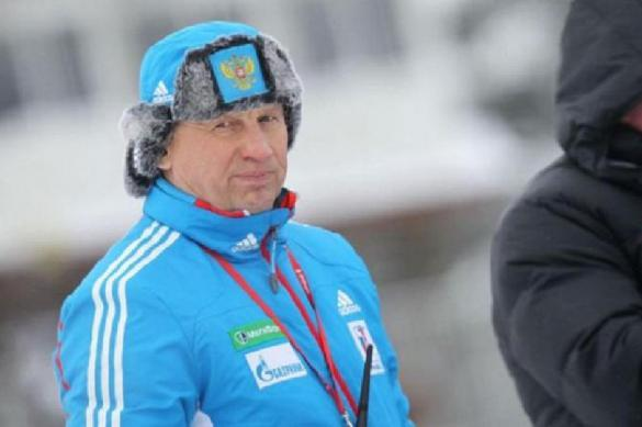 СБР назвал тренерский штаб сборной России по биатлону
