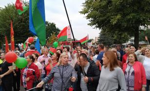 В Минске начинается митинг сторонников Лукашенко