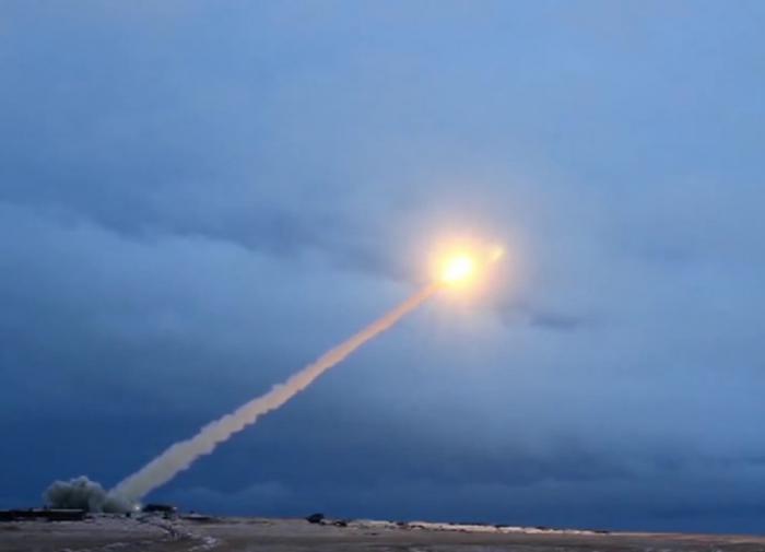 """В США испугались новейшей российской ракеты """"Буревестник"""""""