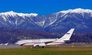 Адлер: один из самых сложных и опасных аэропортов России