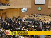 Африка подложила Евросоюзу Мугабе
