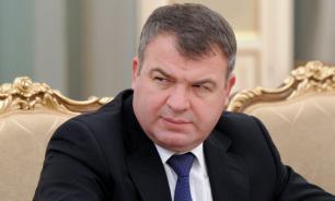 Сердюков получил пост вице-президента Союза машиностроителей России