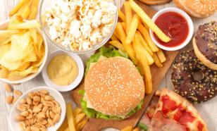 """Диета """"Junk Food' лишила подростка цветового зрения"""