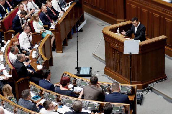 Рада превращается в реалити-шоу: мнение депутата