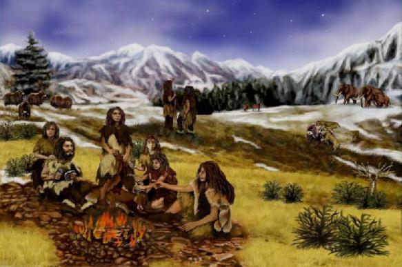 В Италии на склоне вулкана обнаружили следы неандертальцев