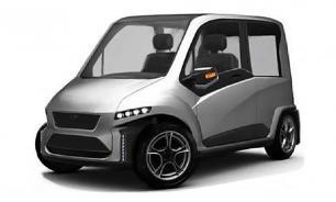 Новый электромобиль Zetta запатентован в России