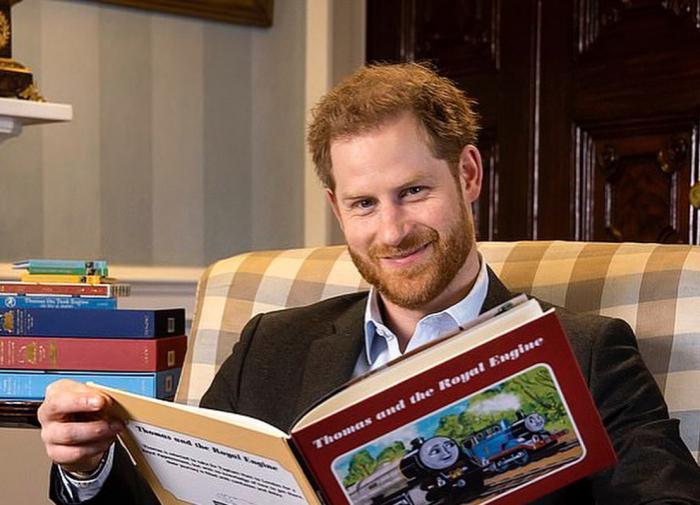 Принц Гарри обманул Елизавету II ради съёмок сериала о Диане
