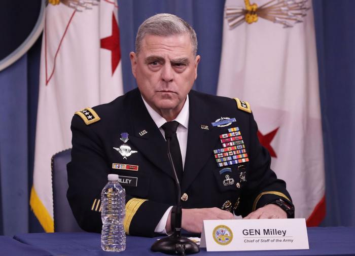 Они в Афганистане: в Пентагоне рассказали о целях