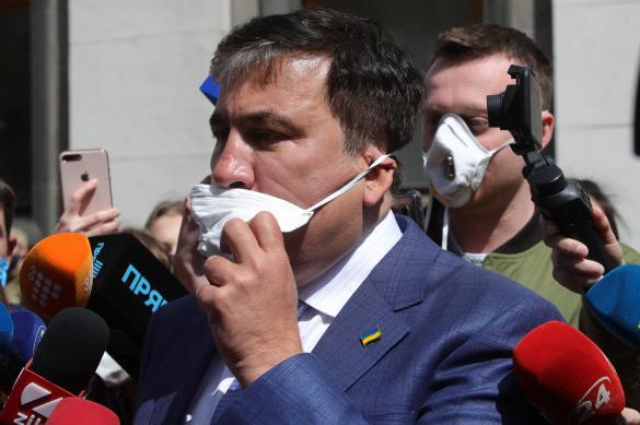 Саакашвили: главная проблема Украины - полное отсутствие управления