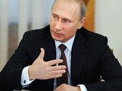 Владимир Путин: Эмбарго на ввоз продовольствия временно