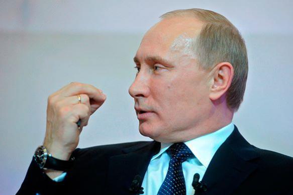 Президент России рассказал, как бы спасал тонущих Порошенко и Эрдогана