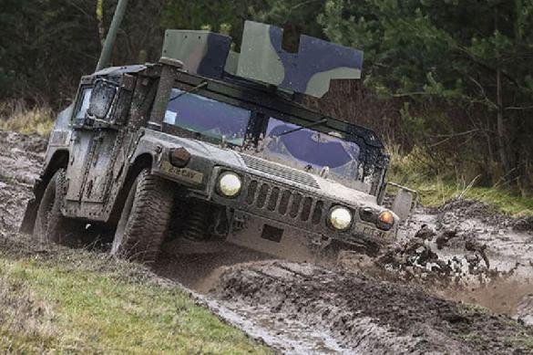 Войска НАТО проиграют России из-за дорог
