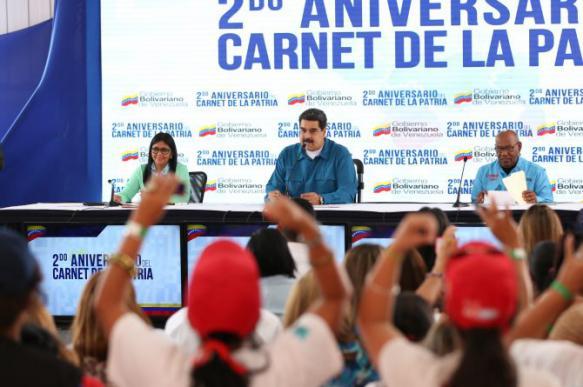 Венесуэльцы не поддержат госпереворт, а Мадуро выдержит эмбарго