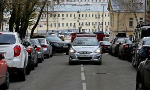 Изменение движения в Москве позволит создать новые парковочные места