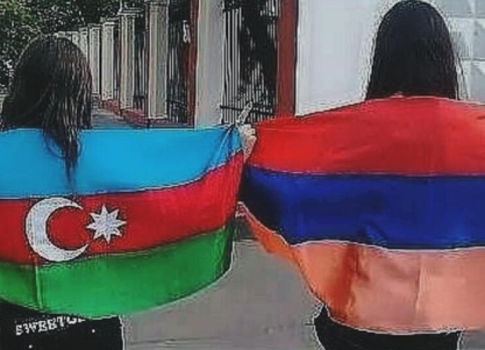 Армяне и азербайджанцы сами не помирятся