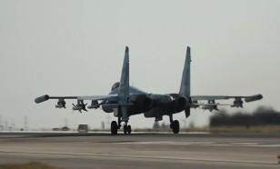 Российская авиация зачищает районы сирийских провинций от боевиков
