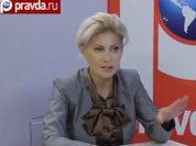 Людмила Айвар: железо у нас дороже людей