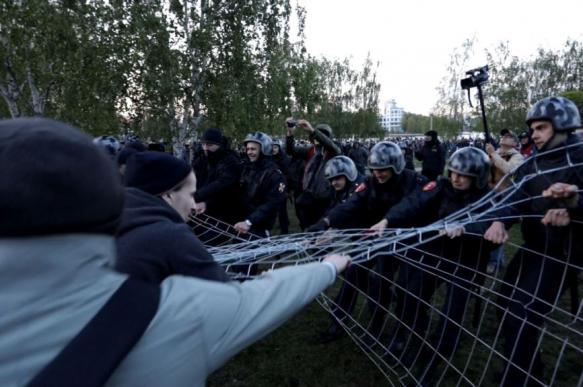 Протесты в Екатеринбурге: повод - храм, цель - разрушение России