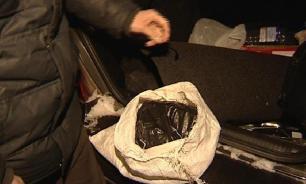 В Оренбурге задержали наркогастролера