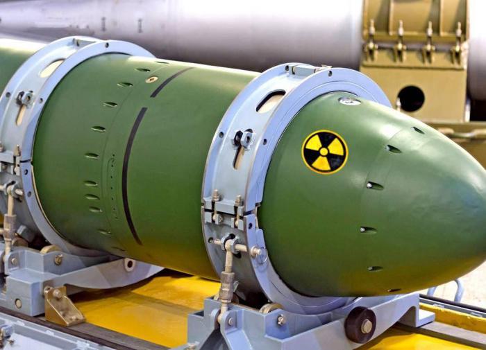 Россия и США обменялись данными о количестве ядерного оружия