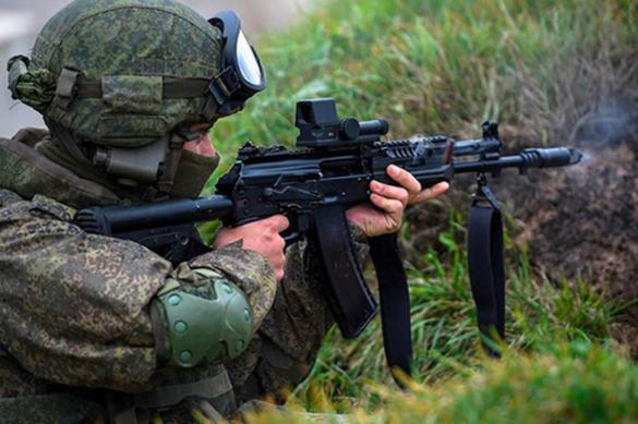 Около 10 тысяч новейших автоматов АК-12 поступили в части ВДВ