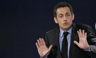"""Саркози грозит четыре года тюрьмы за """"торговлю влиянием"""""""