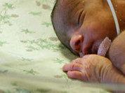Интересное за неделю: родилась девочка размером с ладонь
