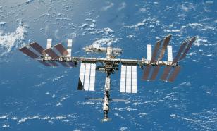 Назван размер трещины в российском модуле на МКС