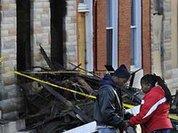 Бабушка, две внучки и правнучка сгорели в собственном доме