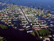От наводнений нас защитят…водохранилища