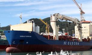 Российское судно арестовали в Сингапуре из-за американских санкций