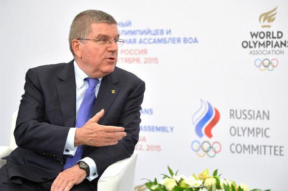 Глава МОК рассказал о ситуации с переносом Олимпиады