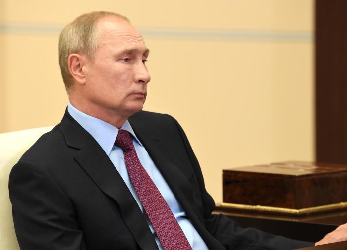 Путину доверяют свыше 67 процентов россиян, подсчитал ВЦИОМ